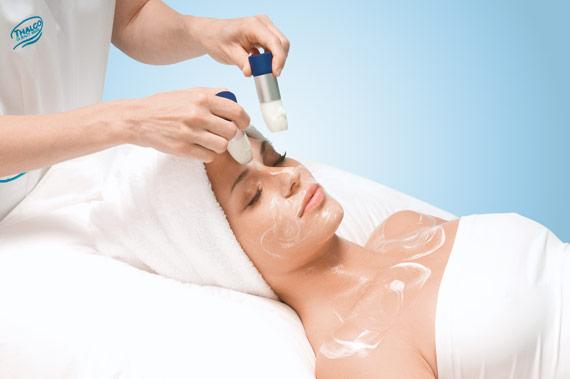 beauty salon treatments thalgo cspa facials