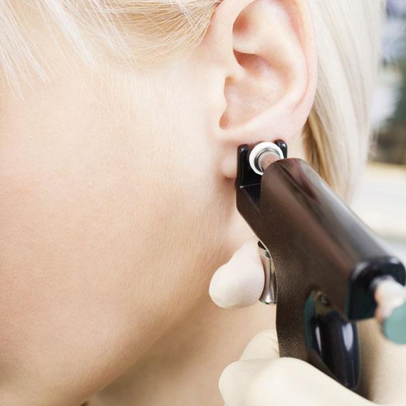B'Spoilt Ear Piercing